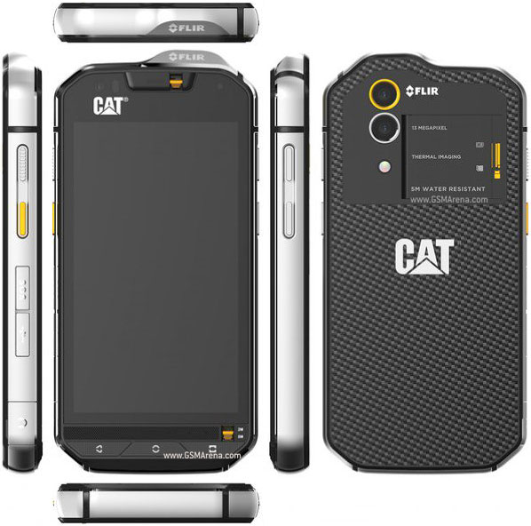 Cat S60 Pictures Official Photos