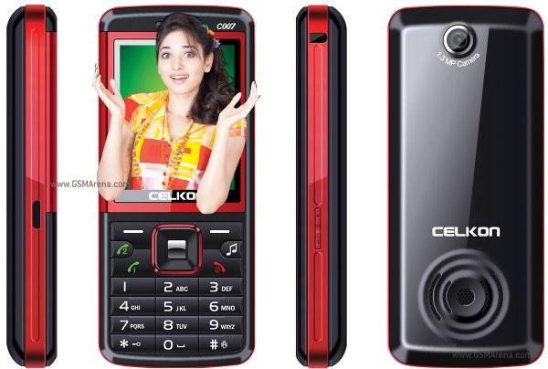 Celkon C007