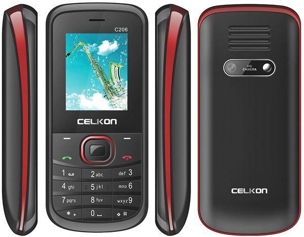 Celkon C206