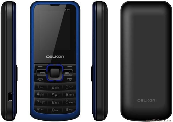 Celkon C347