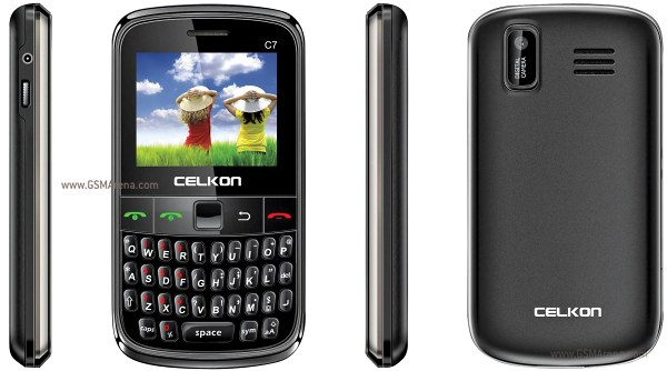 Celkon C7