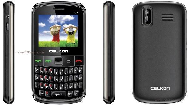 Celkon C7