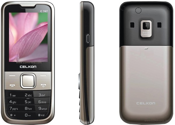 Celkon C747