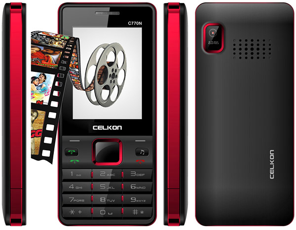 Celkon C770N