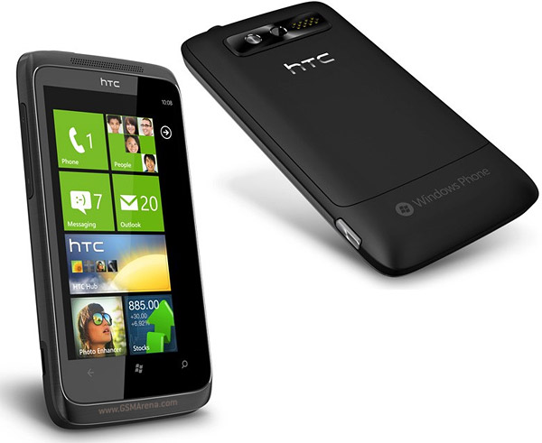 HTC 7 Trophy