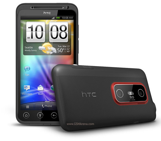 HTC EVO 3D