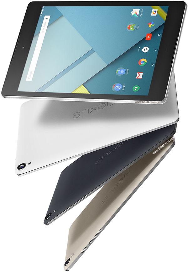HTC Nexus 9 pictures, official photos
