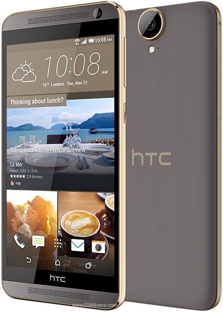 htc one e9 pictures official photos