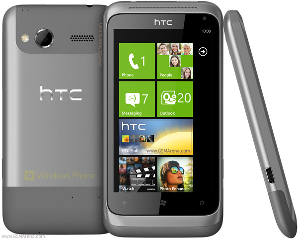 Htc Radar Pictures Official Photos