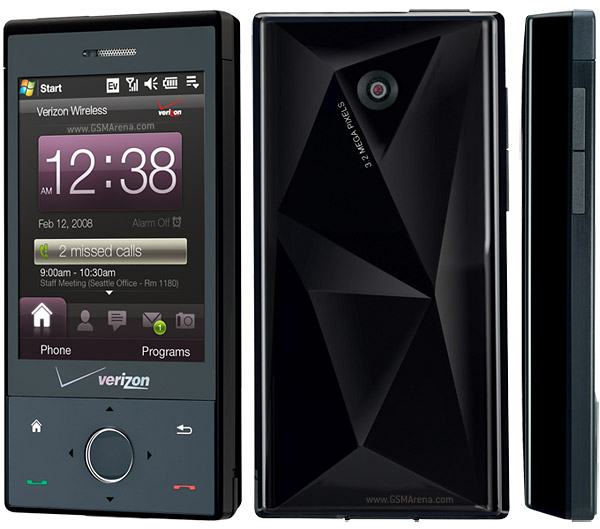 htc touch diamond cdma pictures official photos