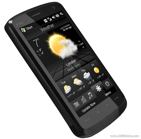 HTC Touch HD pictures, official photos