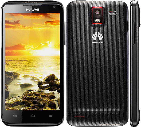 Huawei Ascend D quad
