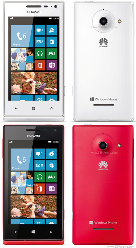 Huawei Ascend W1 Pictures Official Photos