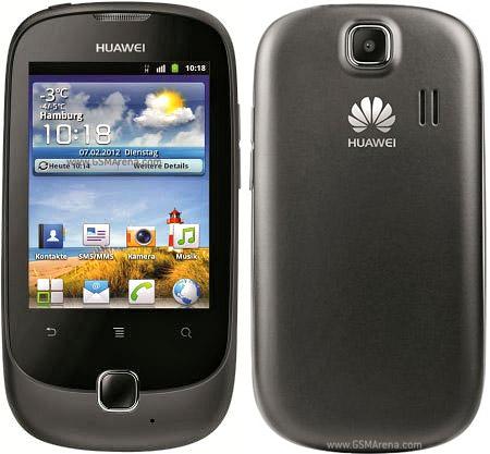 Huawei Ascend Y100