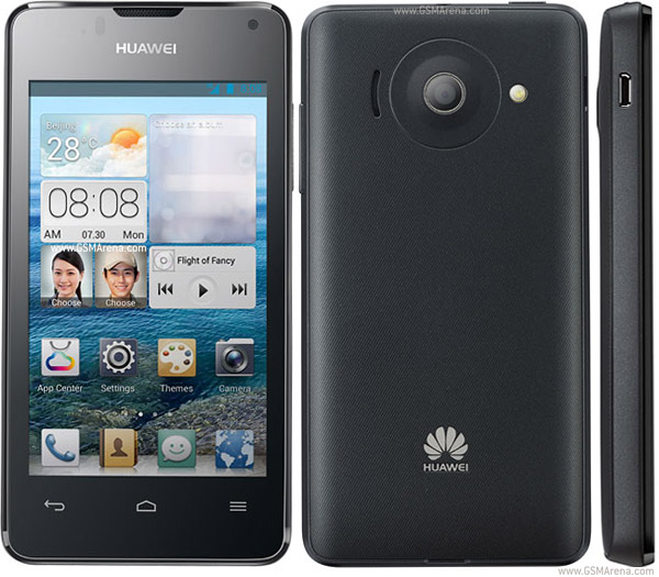 Huawei Ascend Y300 pictures, official photos
