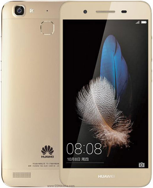 Huawei Enjoy 5S ចេញជាផ្លូវការហើយ ជាមួយនឹងស៊ីភីយូ octa-core ព្រមទាំងទ្រនាប់ស្គែនក្រយ៉ៅដៃ