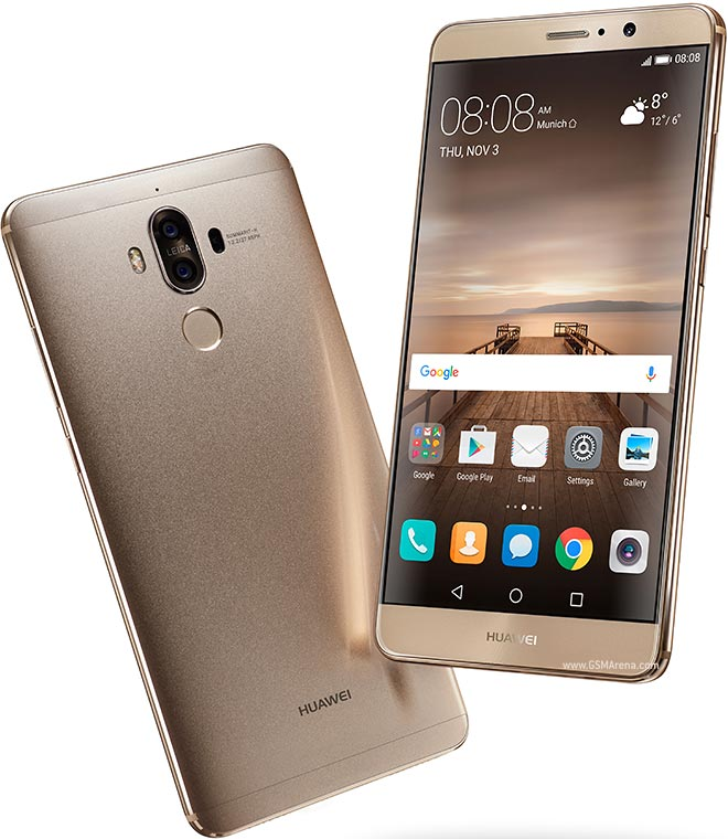 huawei mate 9 pictures official photos