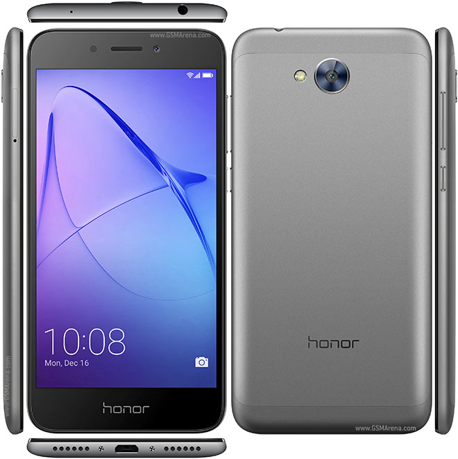 Huawei Honor 6A pictures, official photos
