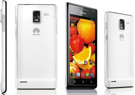 Huawei Ascend P1 XL U9200E pictures, official photos