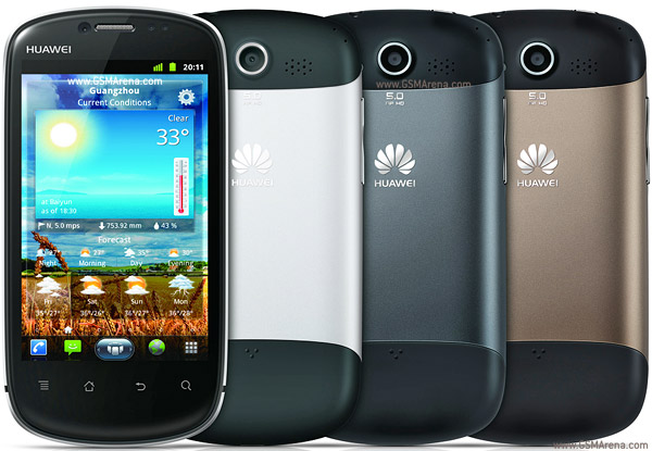 Huawei U8850 Vision pictures, official photos