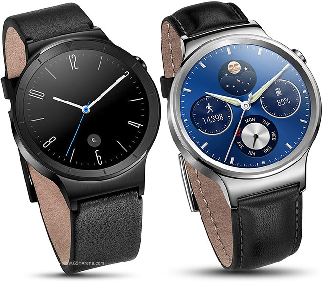 Huawei Watch pictures, official photos