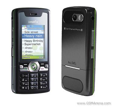 i-mobile 518