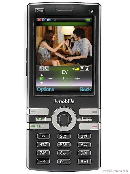 i-mobile TV 620