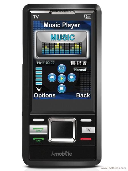 i-mobile TV 628