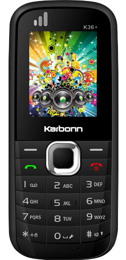 Karbonn K36+ Jumbo Mini
