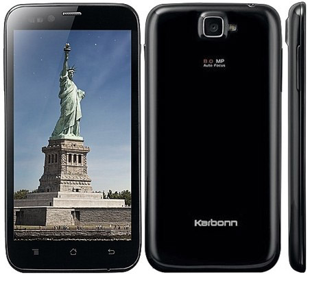 karbonn s5 titanium Top 10 Cheapest Smartphones in 2013