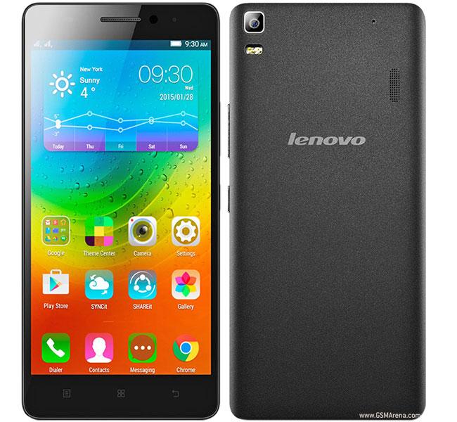 Lenovo A7000 Plus pictures, official photos