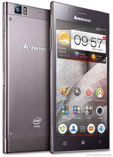 lenovo k900 pictures official photos