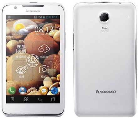 Lenovo S880