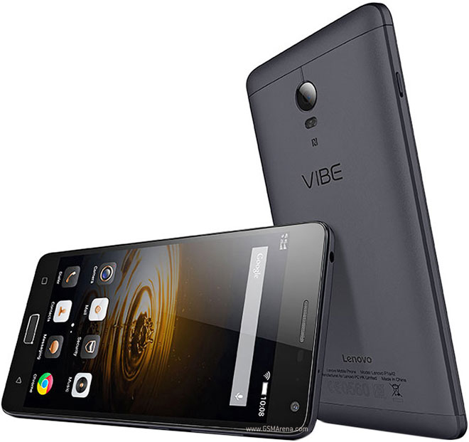Lenovo Vibe P1 Turbo Pictures Official Photos