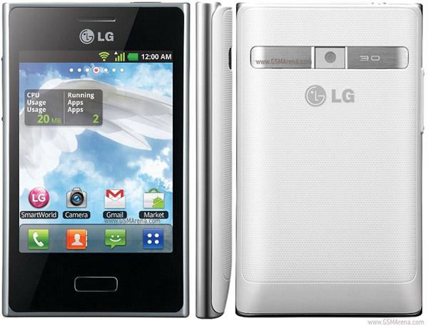 LG Optimus L3 E400 L 3