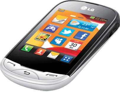 LG EGO Wi-Fi