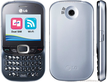 LG C375 Cookie Tweet