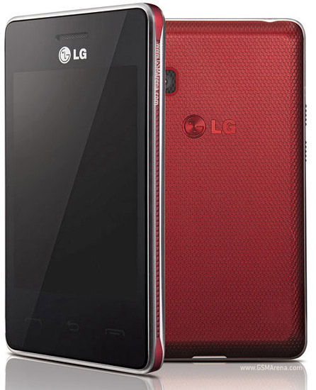 LG T370 Cookie Smart
