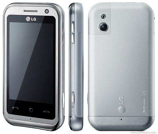 Sửa mất nguồn LG KM900, KE850, KF600
