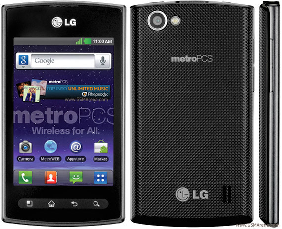 LG Optimus M+ MS695