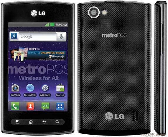 LG Optimus M+ MS695