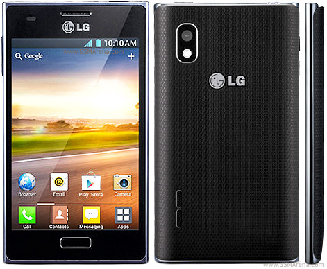 LG Optimus L5 E610 pictures