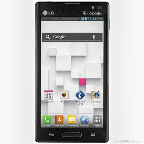 LG Optimus L9 P769