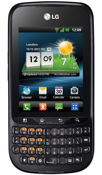 هارد ریست ال جی LG Optimus Pro C660