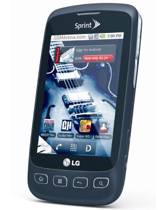 LG Optimus S