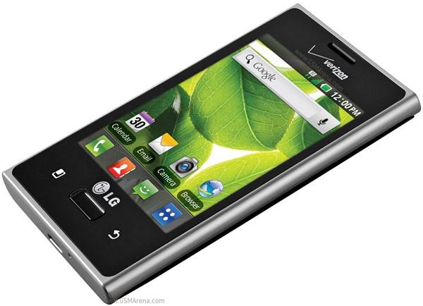 LG Optimus Zone VS410