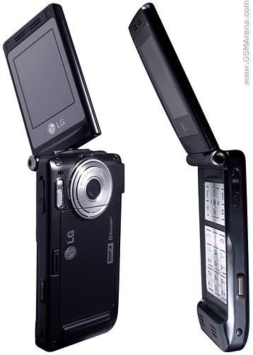 Мобильный телефон LG P 7200 RUS Black.