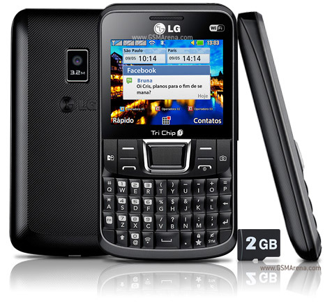 LG Tri Chip C333