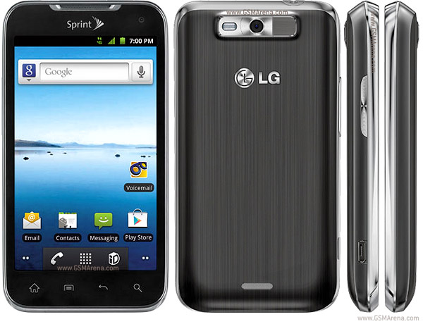 LG Viper 4G LTE LS840