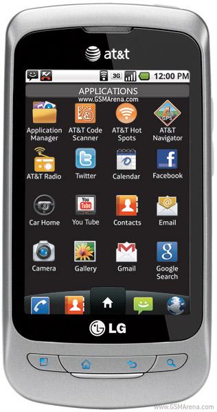LG Thrive P506
